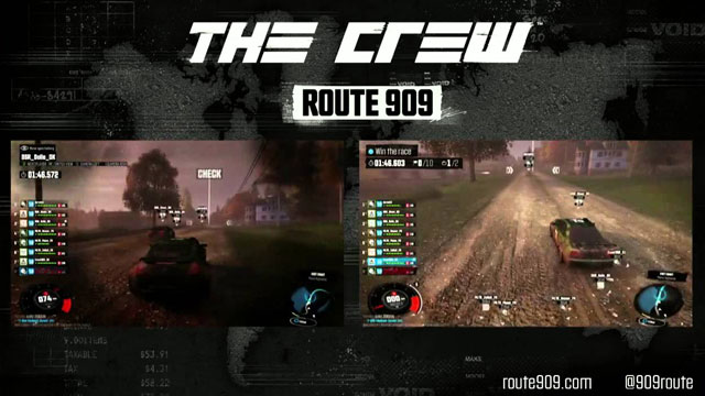 Image d'Illustration : Web TV The Crew pour Ubisoft sur Twitch